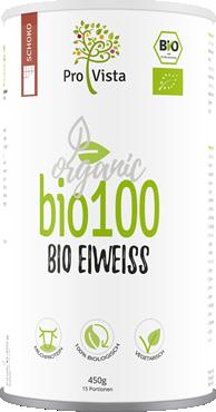 Bio100 Bio Eiweiss Schoko