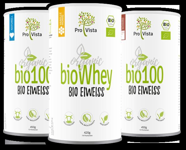 Bio100 BioWhey Bio-Eiweiss