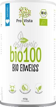 Bio100 Bio Eiweiss Naturell