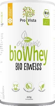BioWhey Bio Eiweiss Vanille Honig