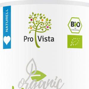 ProVista Produkt mit Bio-Siegel für 100% Bio